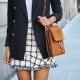 Skylar Belle Tweed Skirt
